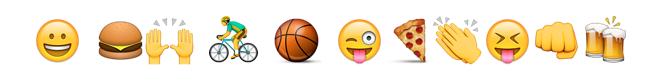 Alcune Emoji