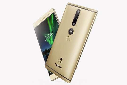 Il nuovo Lenovo Phab2, il primo Project Tango sul mercato