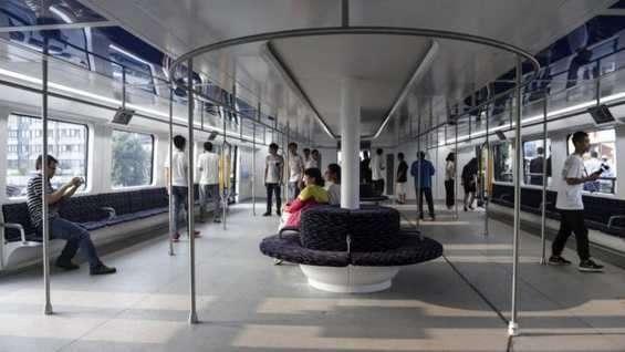 TEB - Cabina passeggeri