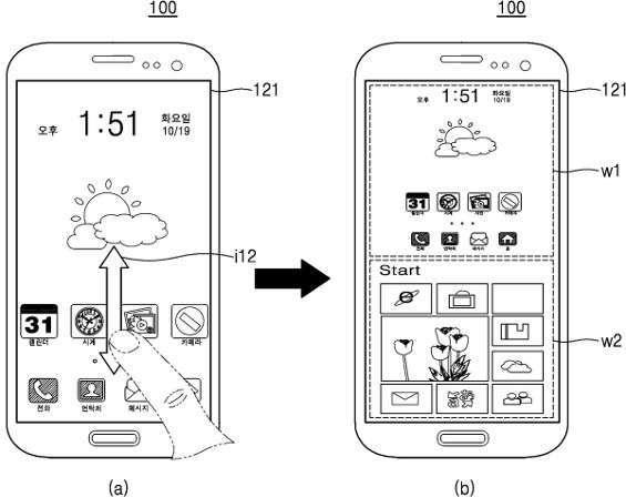 Immagine dal brevetto