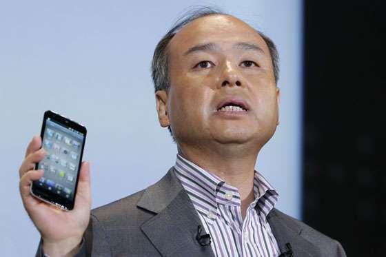 Masayoshi Son,Ceo di Softbank