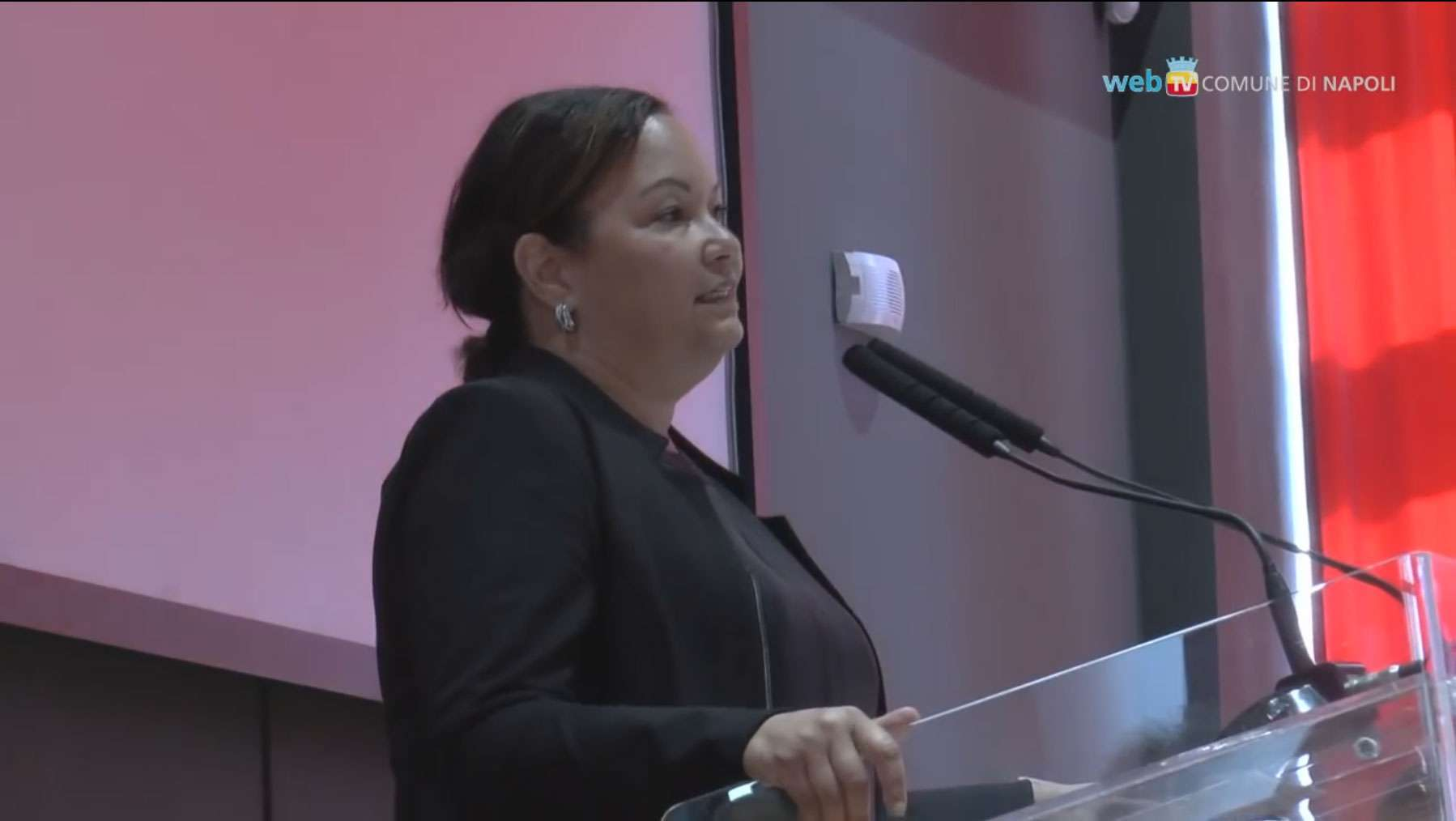 Il vicepresidente di Apple, Lisa Jackson
