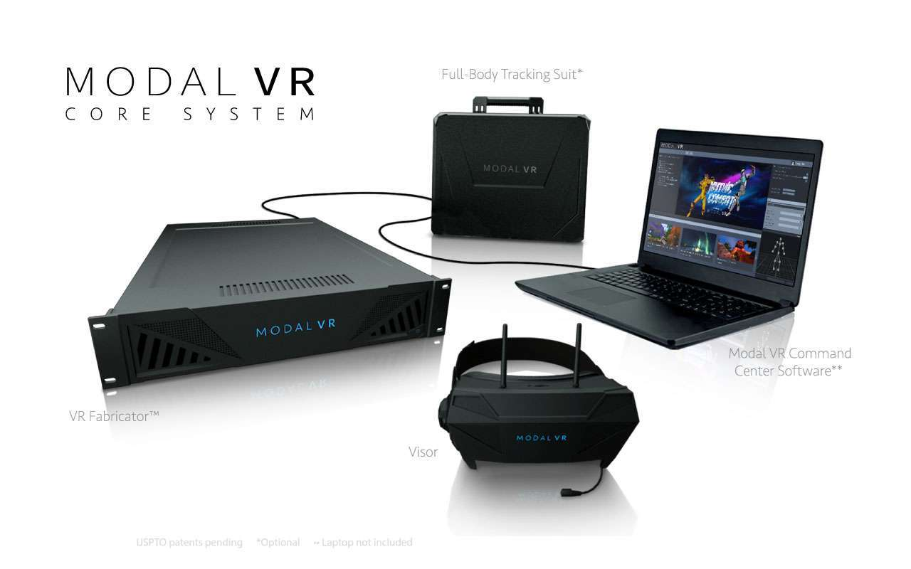 Modal VR Core System