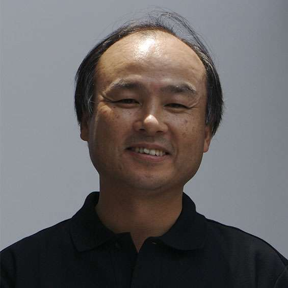 Masayoshi Son, CEO di SoftBank