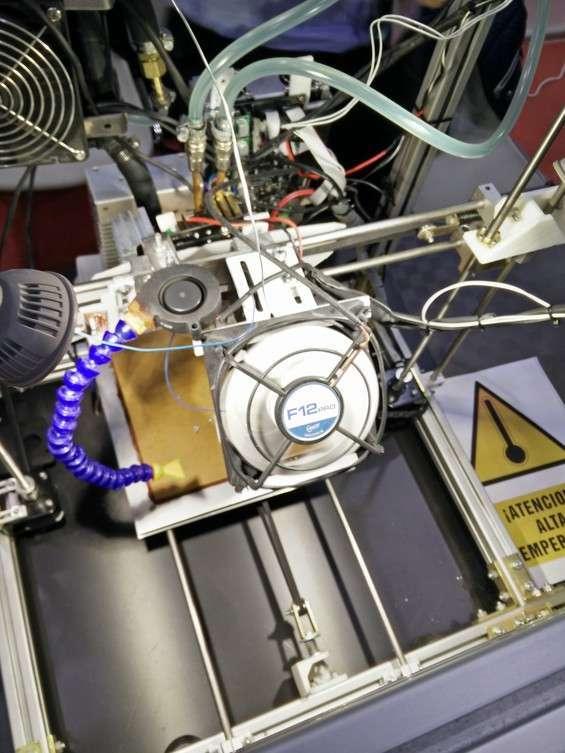 Efesto, sperimentazioni in corso sulla stampa metallica