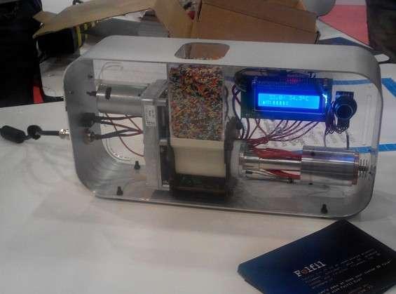 Autoproduzione del filamento con Felfil Evo