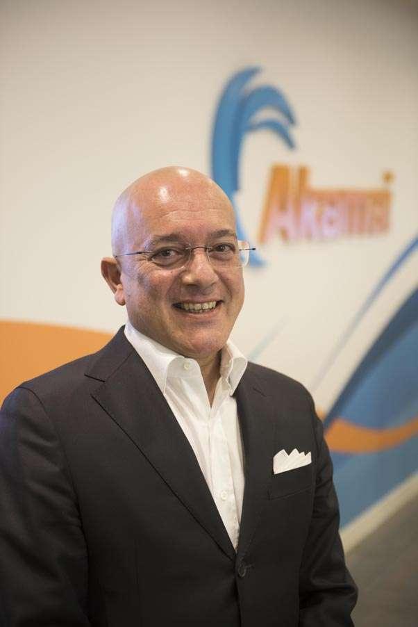 Paolo Bufarini, responsabile della divisione security di Akamai per l'Italia