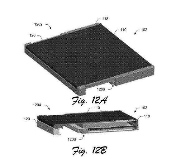 Microsoft brevetta un 2 in 1 pieghevole: smartphone e tablet insieme?