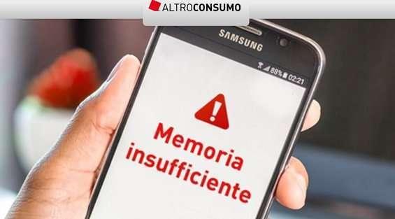 Altroconsumo contro Samsung