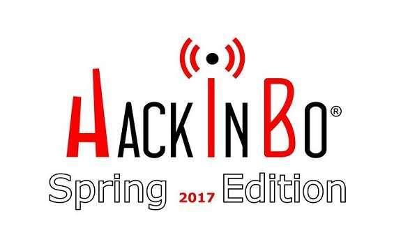 HackInBo Spring 2017