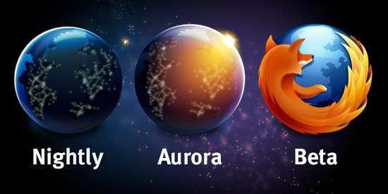 Canali Firefox