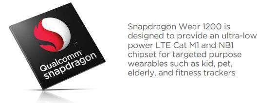 snapdragon wear 1200