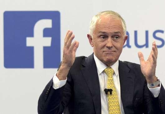 malcolm turnbull primo ministro