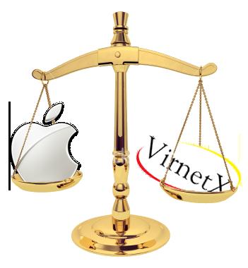 Apple vs VirnetX