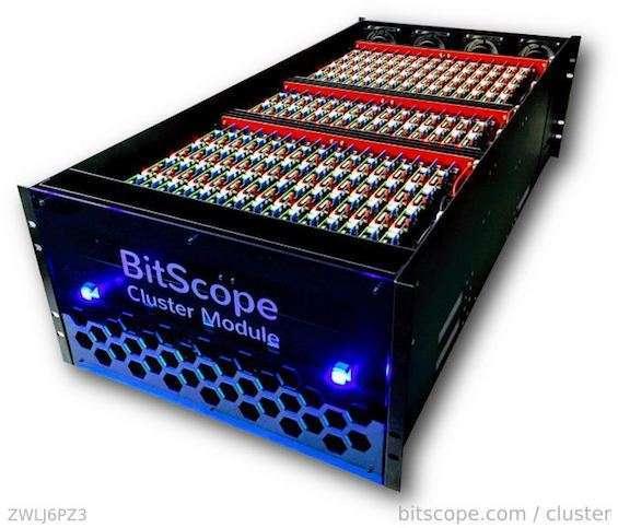 cluster bitscope