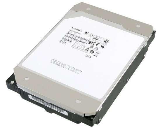 Toshiba presente un HDD da 14 Terabyte
